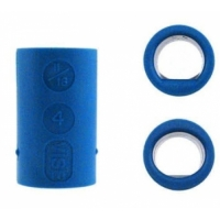 Vise Lady Power Lift & Oval Blue Fingereinsatz