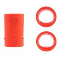 Vise Lady Power Lift & Oval Orange Fingereinsatz