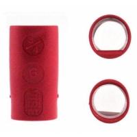 Vise Lady Power Lift & Oval Red Fingereinsatz