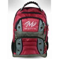Motiv Intrepid  Backpack/ Rucksack Red Bowlingtasche
