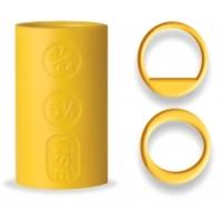 Vise Grip Fingereinsatz Ultimate Power-Lift Gelb